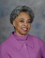 Barbara Terry, Assistant Research Professor